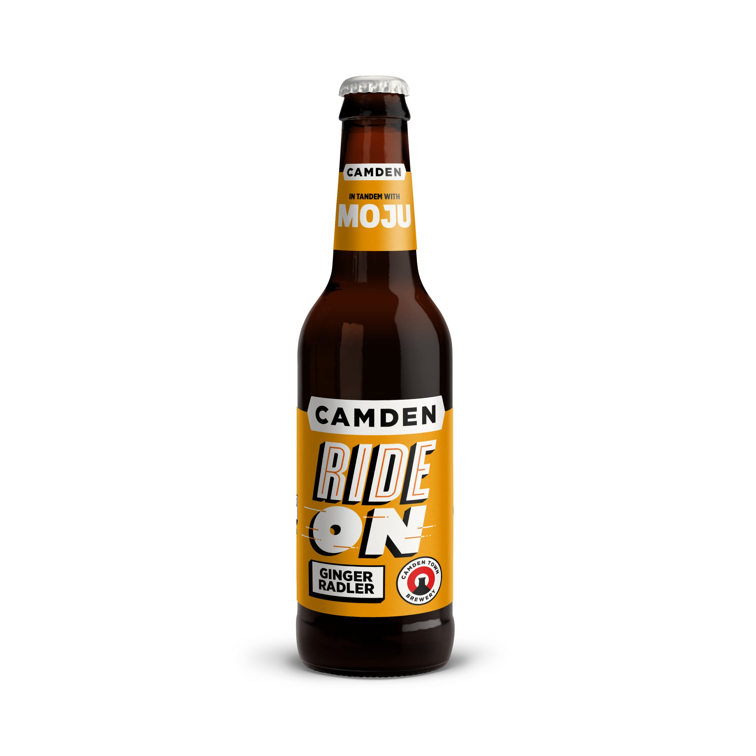 RIDE ON: MOJU x Camden Town Brewery Ginger Radler