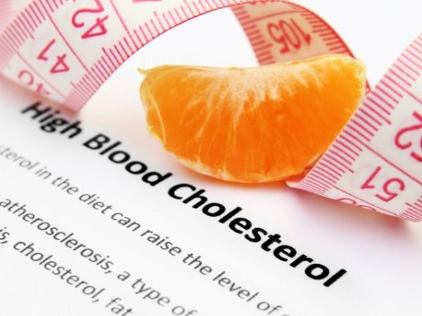 Lower Cholesterol Levels
