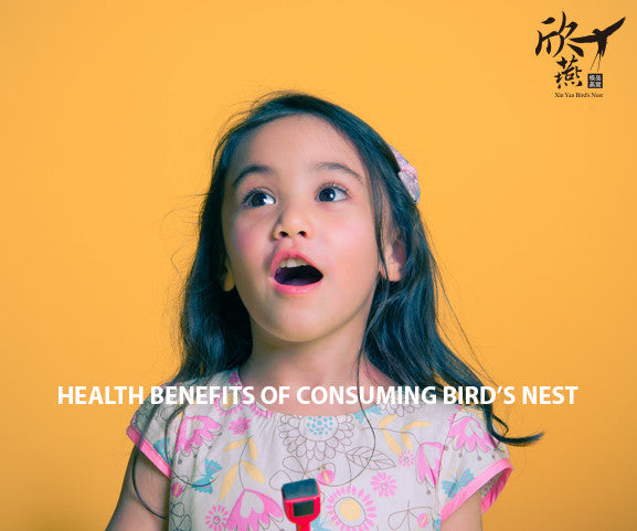 Xin Yan Bird's Nest Health Benefits