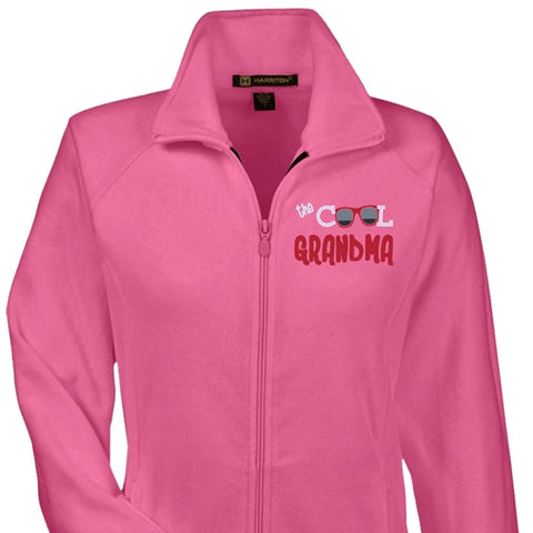 The Cool Grandma Fleece Jacket III
