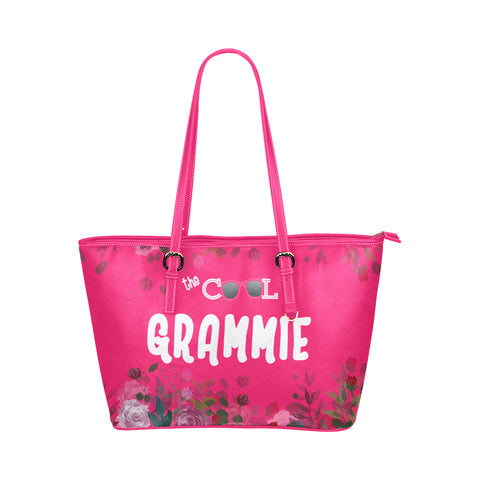 The Cool Grandma Tote Bag Hel