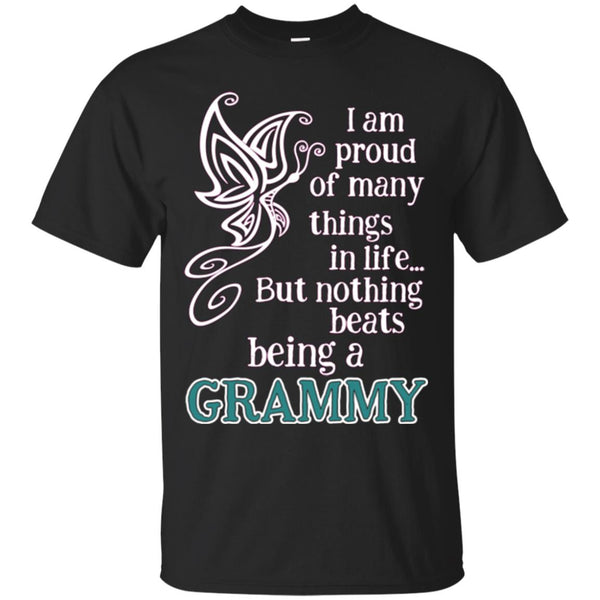 Proud Of Many Things- Grammy
