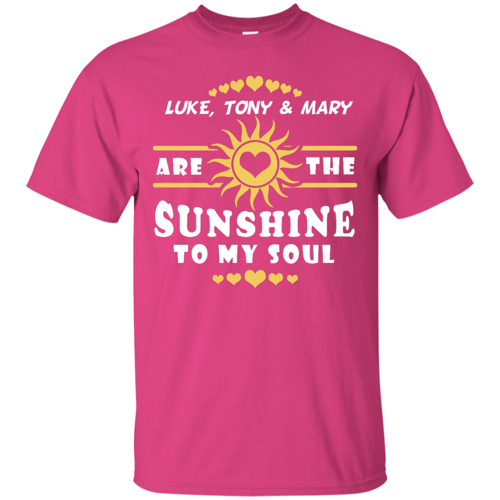 Are Sunshine to my soul-Custom