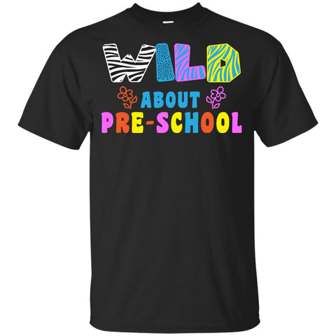 Wild about pre school
