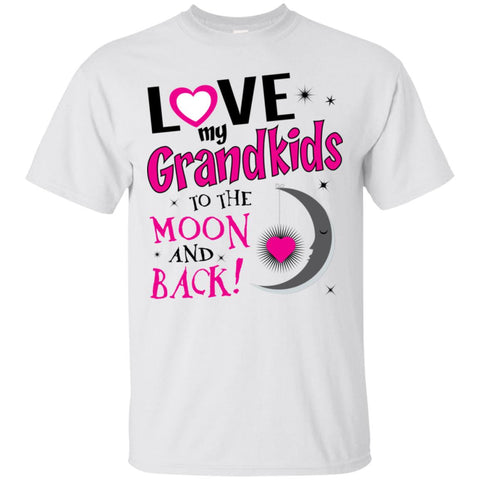 Image of Love my Grandkids to the moon back -
