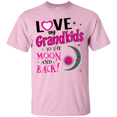 Love my Grandkids to the moon back -