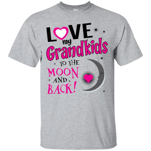 Love my Grandkids to the moon back -LS