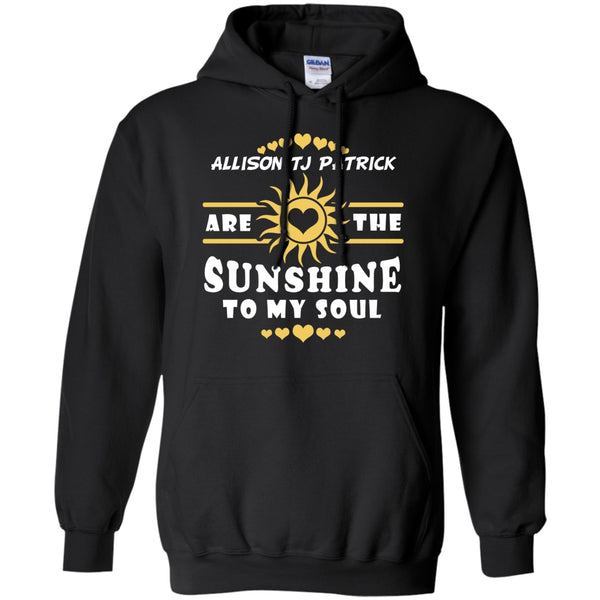 Apparel - Are The Sunshine To My Soul-Custom