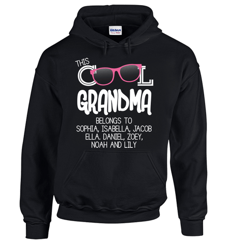 Apparel - [Customisable] This Cool Grandma Belongs To...