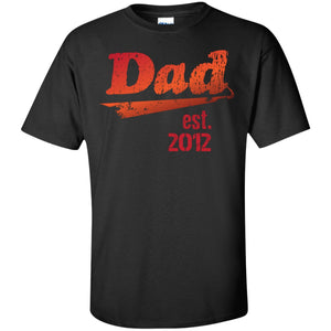 Apparel - DAD Est -year-Custom