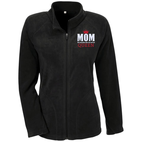 Jackets - Mom Queen Microfleece
