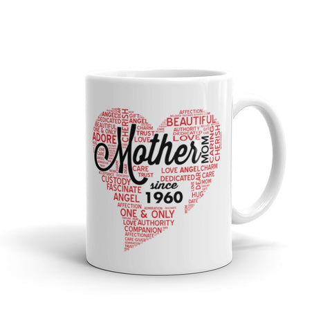 Mug - Customize - Mother Since- Mug