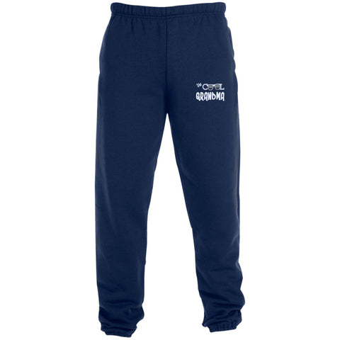 Pants - The Cool Grandma - Sweatpant With Pockets WT