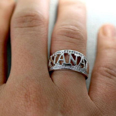 NANA Ring : Free Shipping Gift