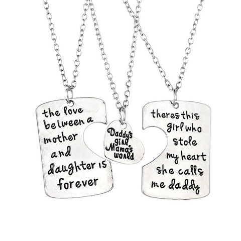 Daddy's Girl Mama's World-Free Shipping