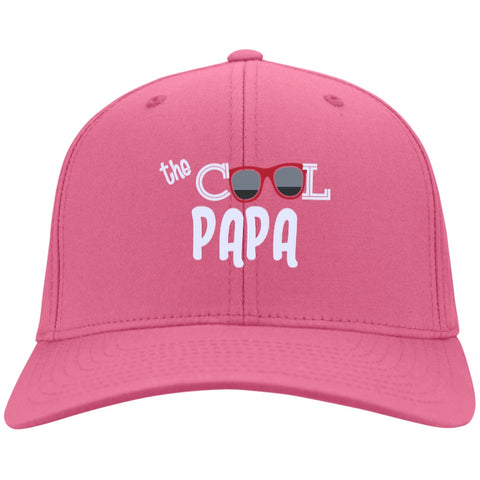 Velcro Closure - {Customize] The Cool Papa Twill Cap
