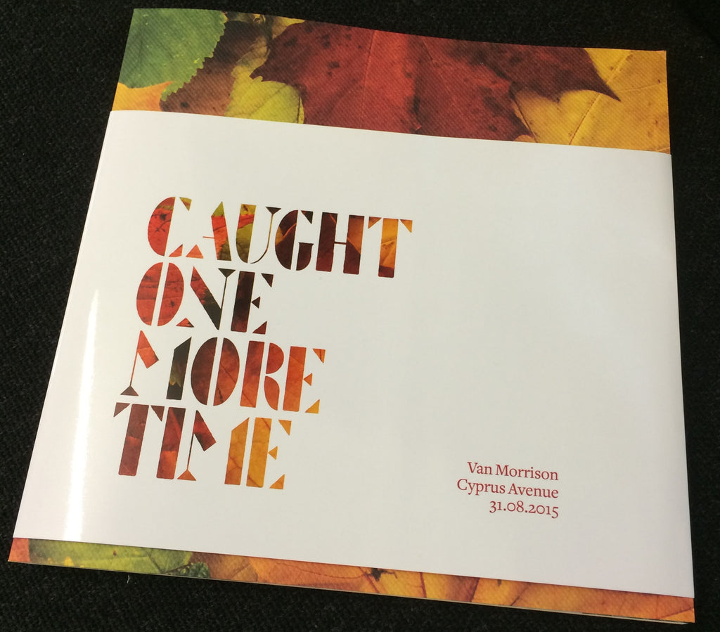 Caught One More Time book