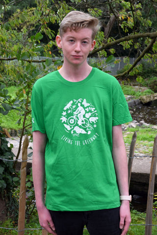 Buy a Tee, Plant a Tree (Green)