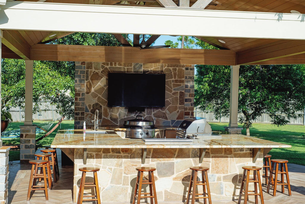 Genial ... Outdoor Kitchens ...