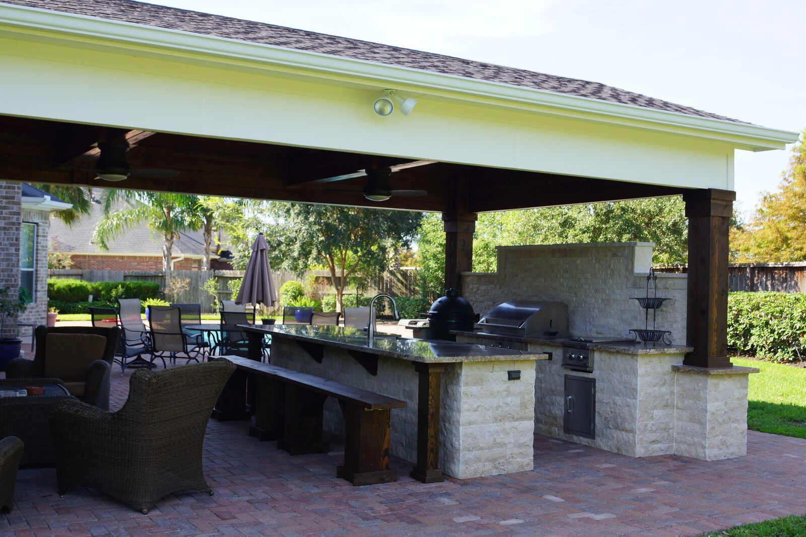 Patio Covers And Cabanas ...