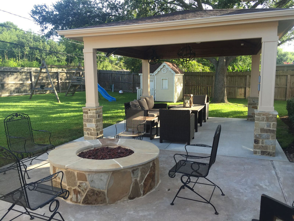 patio with fire pit and pergola. Fireplaces \u0026 Fire Pits Patio With Pit And Pergola I