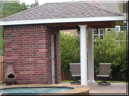 Outdoor Bathrooms / Pool Houses