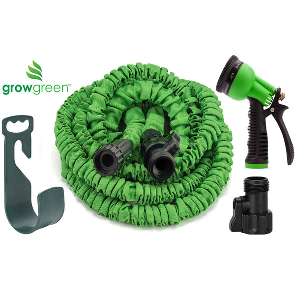 Expandable Hose Garden Hose Set, 25 Feet