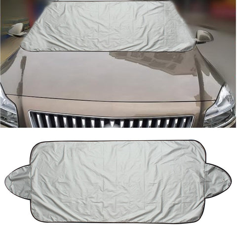 1pcs Prevent Snow Ice Sun Shade Dust Frost Freezing Car Windshield Cover Protector