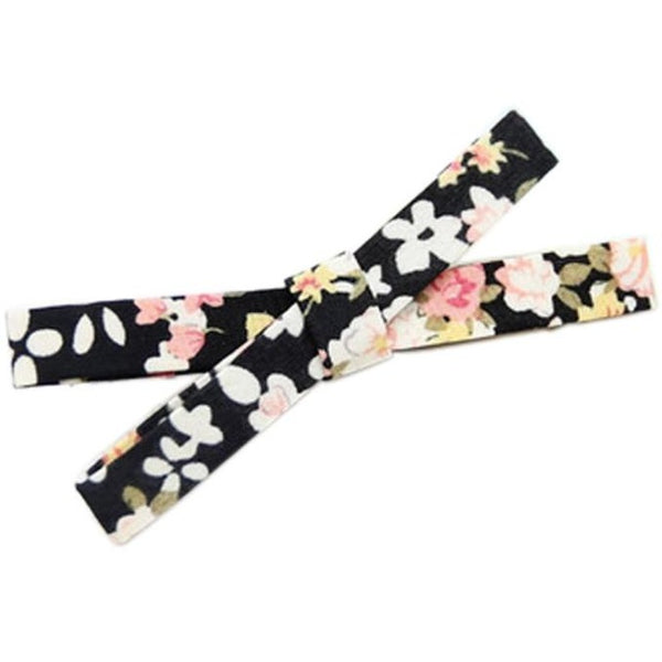 2017 New Summer Vintage Bow Women's Barrettes Big Bowknot Hairpins Fashion Hair Clips Girl's Headwear Hair Accessories Wholesale