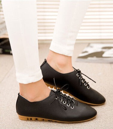 2016 hot Elegant Square Rhinestone Soft Leather Women Flats Brand Shoes Woman Boat Shoes Casual Ladies Flats Plus Size 42
