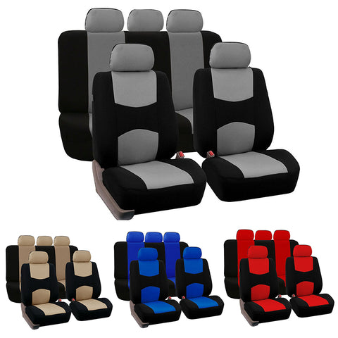2018 New Car Seat Cover Universal Fit Car Seat Protectors Auto Seat Covers High Quality Auto Interior Car Decoration Car Styling