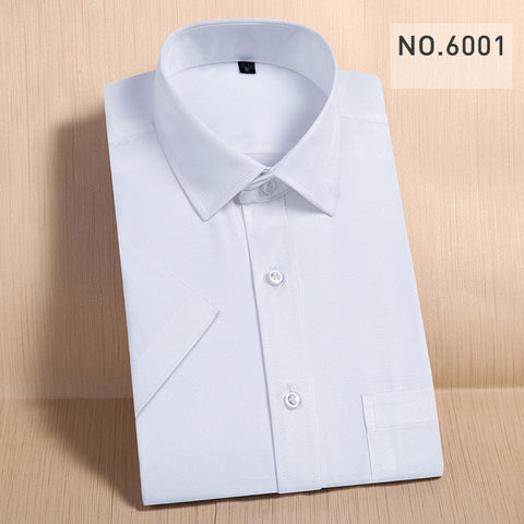 e3b5857d94e ... DAVYDAISY Hot Sale 2018 Summer Men Shirt Turn Down Collar Short Sleeved  Simple Solid Brand Clothing