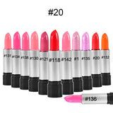 2016 Maquiagem Famous Brand Korea Makeup Full Size Baby Pink Lipstick For Women Lips Make Up Health Waterproof Lipstick Batom