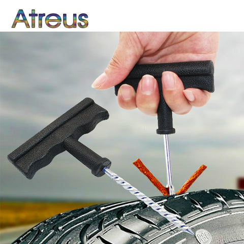 Atreus 1Set Professional Auto Car Tire Repair Tool Kit For Toyota Avensis c-hr RAV4 Kia Rio Honda civic Hyundai tucson 2017
