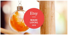 Etsy Made Local Cirencester Kirsty Gadd Textiles December  3rd & 4th December 2016