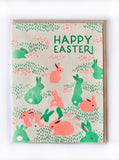 Letterpress Easter Card