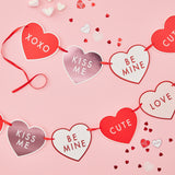 Heart Bunting Garland - 2m