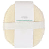 Bamboo Face Sponge - Forest Secrets Skincare - Sensitive Skin Exfoliation