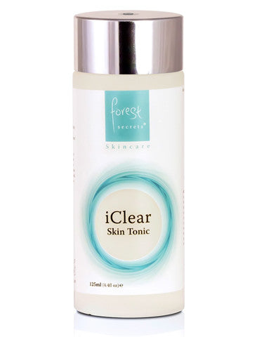iClear Skin Tonic - Forest Secrets Skincare - Brightening Toner