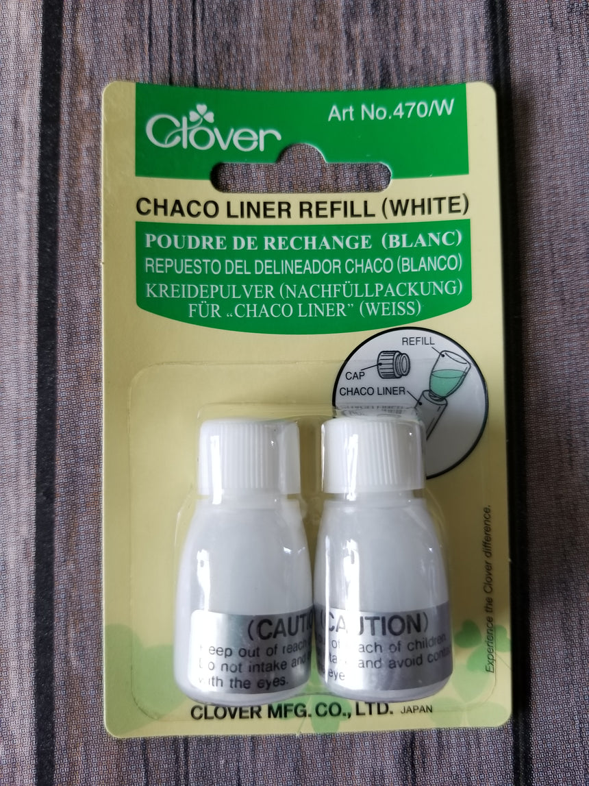 Chaco Liner Refill- White