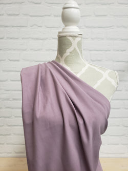 Ginger Cotton French Terry (MM Mauve)