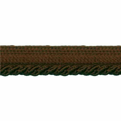 CREATIV DÉCOR Lip Cord 10mm - Brown