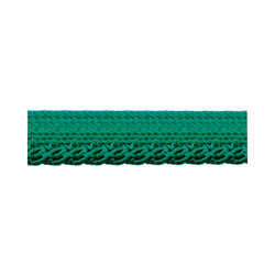 CREATIV DÉCOR Lip Cord 10mm - Aqua