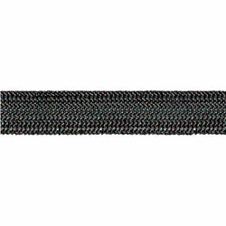 CREATIV DÉCOR Metallic Middy 8mm - Black