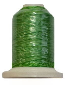 Signature Variegated Thread - 700 Yards - Cotton - 40 Weight - 259 Spring Green