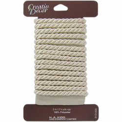 CREATIV DÉCOR Lip Cord 20mm x 2m - Ecru