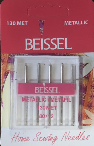 Beissel Sz 80 Metallic, 5 count