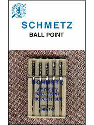 Schmetz Ball Point 90/14 - Black Rabbit Fabric