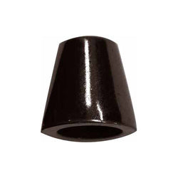 ELAN Cord End - Brown 15mm (lighter than shown)