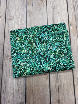 Malachite Faux Glitter
